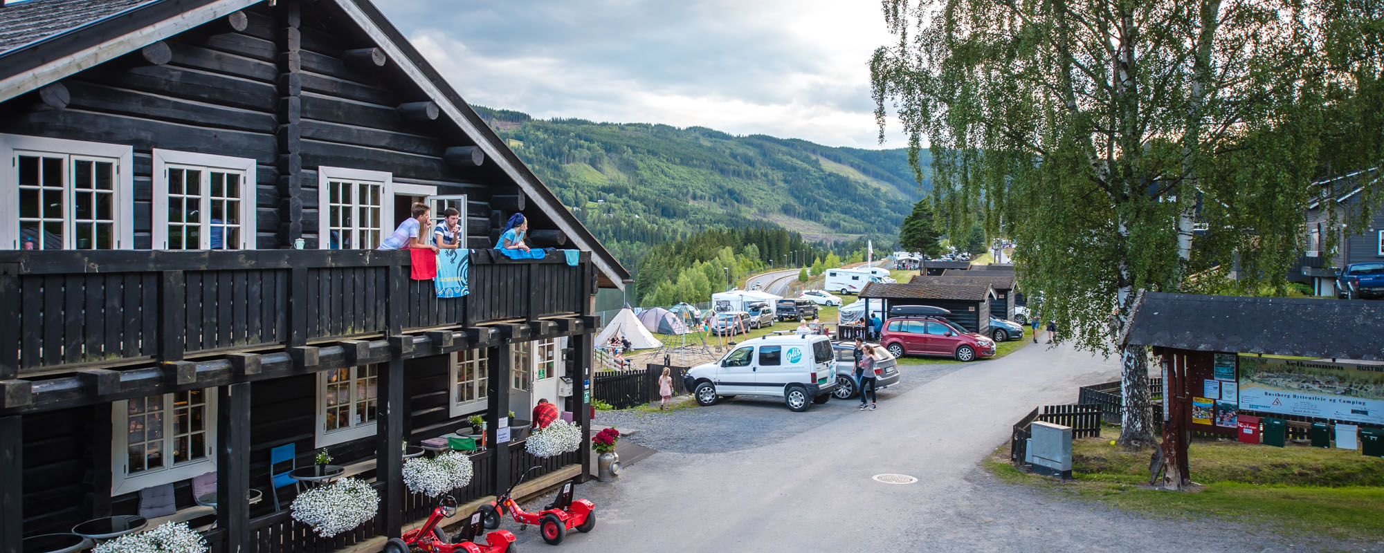 Pluscamp Rustberg Camping
