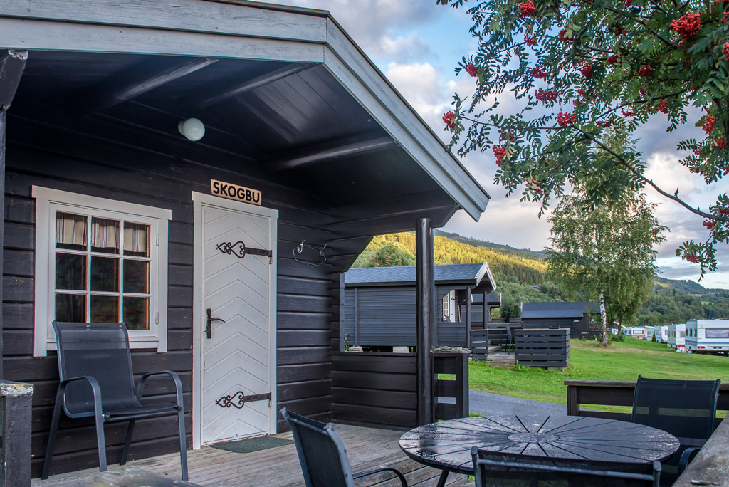 Pluscamp Mageli Camping, Hytte for 4 personer