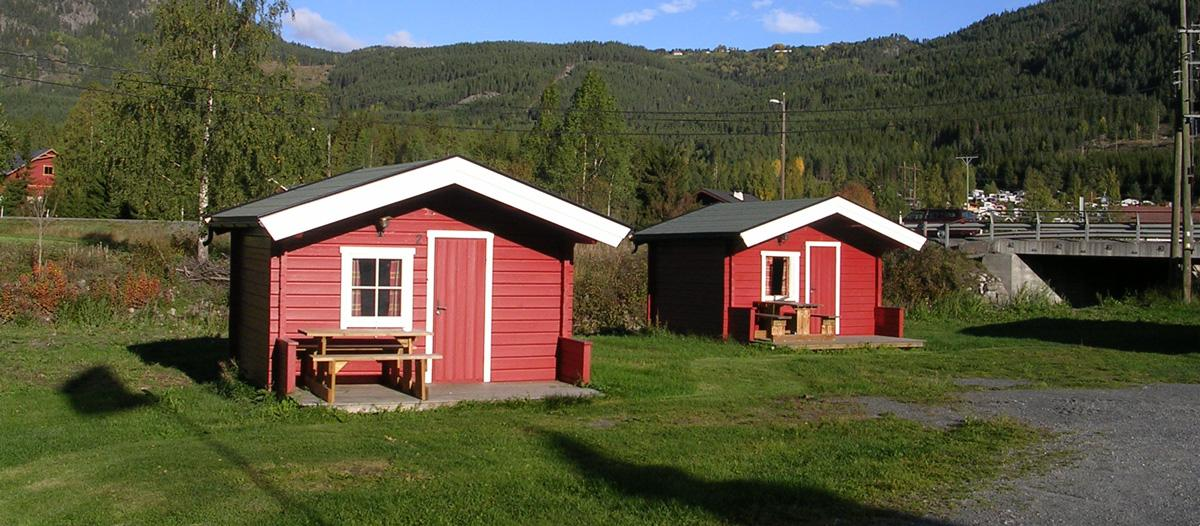 Pluscamp Gol Camping - Cottages with 4 beds