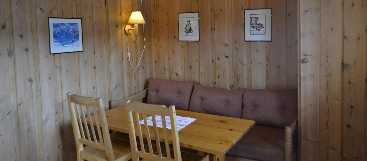 Pluscamp Rustberg Camping, 2-bedroom cabin without water