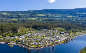 Pluscamp Aurdal Fjordcamping and Cabins