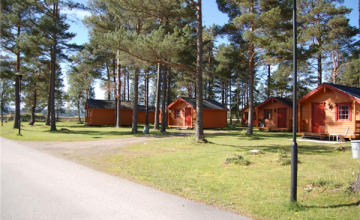 Pluscamp Namsos Camping, Cottage Large 4 Bed