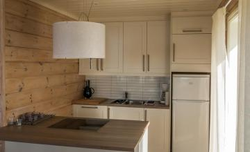 Pluscamp Bud Camping, High standard cabin, 8 bed
