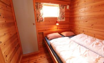 Pluscamp Strynsvatn Camping, Cottage for 6-7 persons, high standard