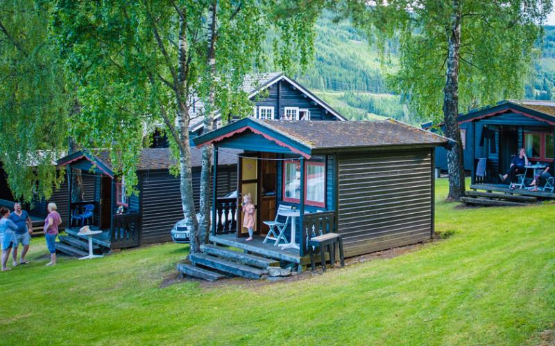 Pluscamp Rustberg Camping, 1-bedroom cabin without water